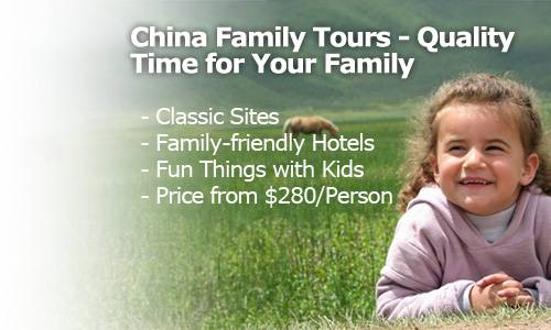 China family tours with nice family-friendly hotels