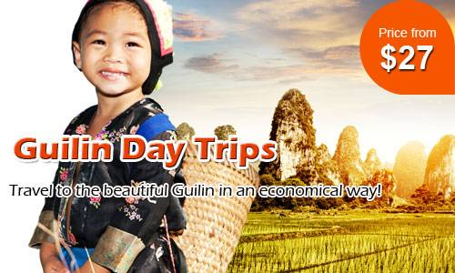 Guilin Day Trips