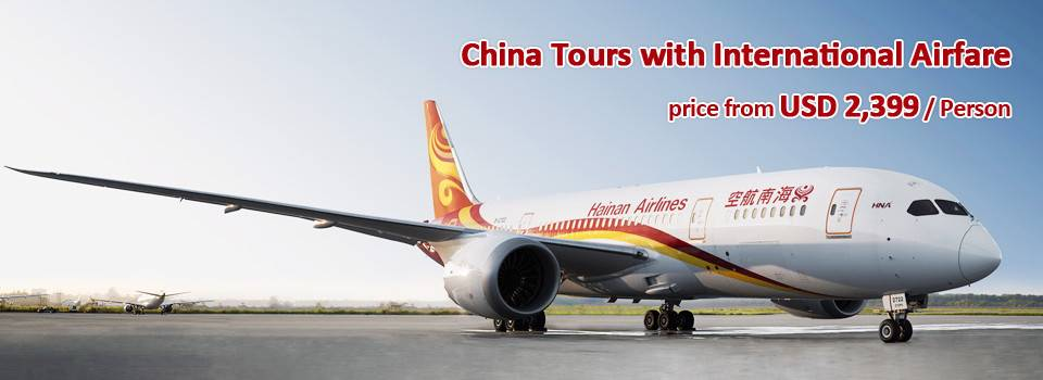 All-Inclusive China Tours