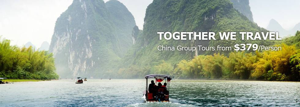 China Group Tours from $379/Person