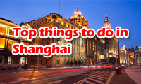 Top Things to do in Shanghai