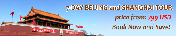 7-Day Beijing And Shanghai Tour