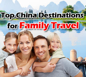 Top China Destinations for Family Travel
