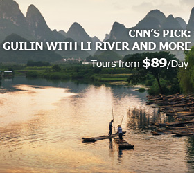 Guilin Tours from USD89/Day