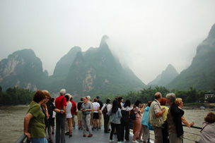 1-Day Li River Cruise Seat-in-Coach Tour