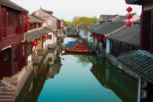 1-Day Relaxy Seat-in-coach Tour of Zhouzhuang from Shanghai