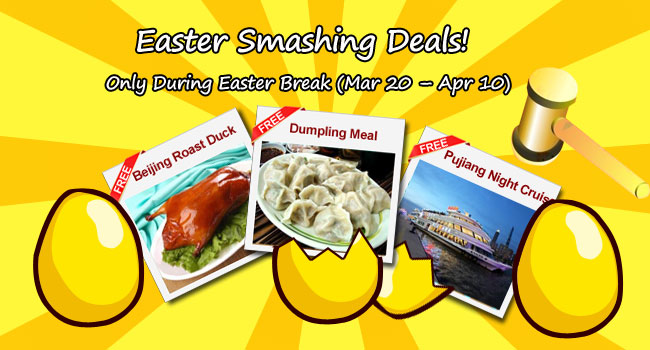 Easter Special Deals
