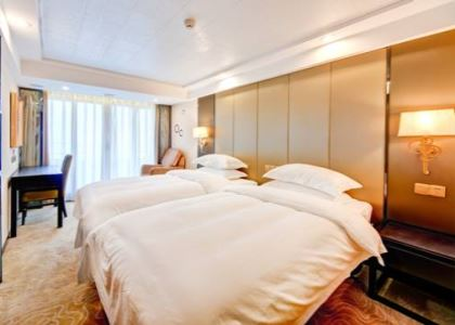 Deluxe Cabin on Yangtze Gold 7 Cruise