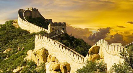 The Great Wall of China - Badaling Section
