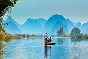 11-Day Best of China and Guilin Private Tour