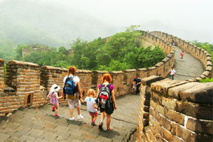 8-Day Great Value China Tour for Family