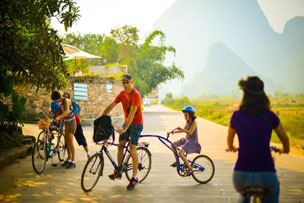 Biking Trip in Yangshuo