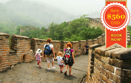 8-Day Essence of China Tour - Special Deal