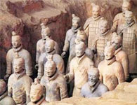 Visit the Terracotta Army