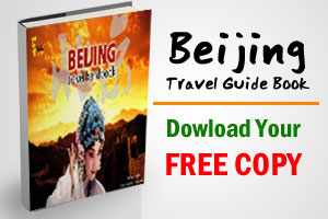 Beijing travel guide book