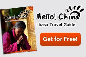 Lhasa Travel Guide Book
