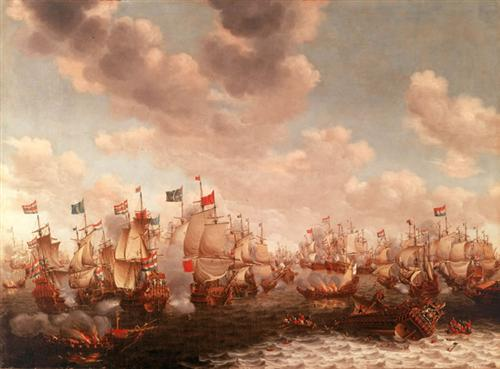 Four Days Battle of the Second Anglo-Dutch War