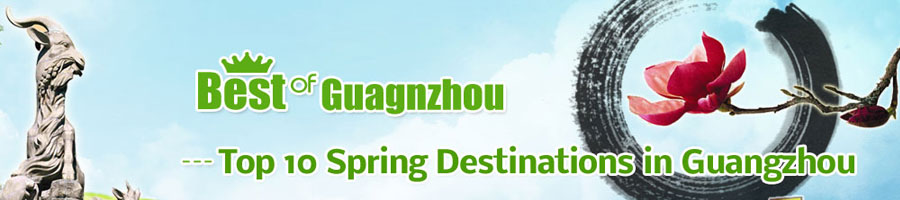 Top 10 Spring Destinations in Guangzhou