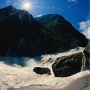 MTiger Leaping Gorge in Yunnan Province