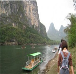 Visit Crown Cave and Li River Hike
