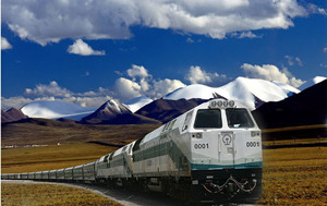 Travel to Lhasa of Tibet by Railway