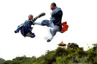 Learn Chinese Kung Fu
