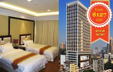 Grand Continental Service Apartment Guangzhou
