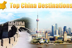 Top China Destinations 2014