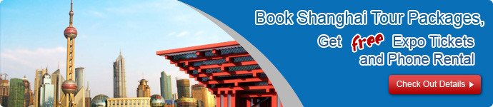 Shanghai Expo Tour Packages