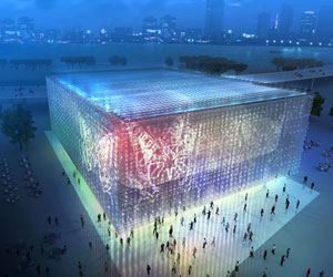 Shanghai Corporate Joint Pavilion