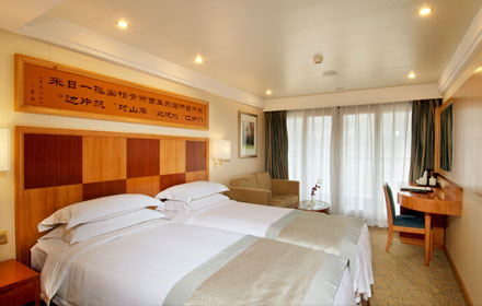 Yangtze Cruise Accommodation