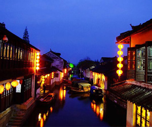 Zhouzhuang Overview