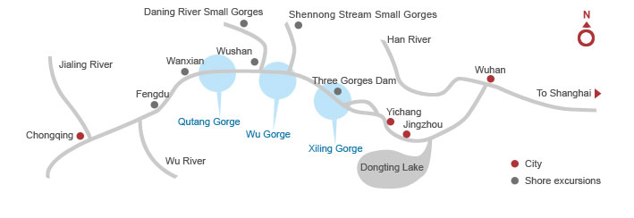Yangtze River Attractions
