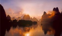 Amazing landscape in Guilin
