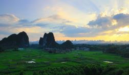 Experience Guilin's picturesque landscape