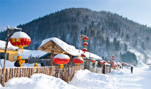 China Winter Travel - Top China Winter Destinations