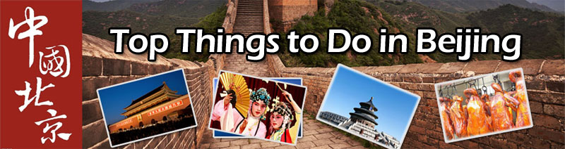 Top Things to Do in Beijing