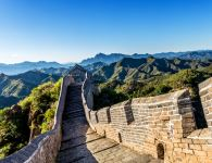 The Great Wall is a must for your China holiday