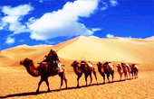 12-Day Beijing to Urumqi Silk Road Adventure by Shangri-la Express