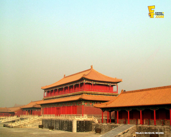 Palace Museum in Beijing