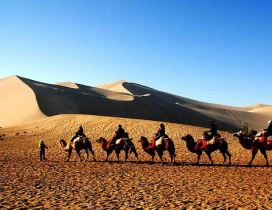 10-Day Golden Silk Road Tour