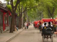 Ride a Rickshaw in the Hutong