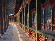 Corridor at the Summer Palace