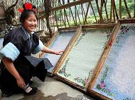 Shiqiao Paper-making