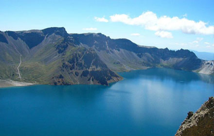Tianchi (Heavenly) Lake