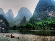 Dream-like Li River