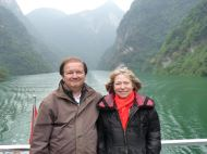 Precious Memories on Yangtze River