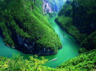 Beautiful Yangtze River
