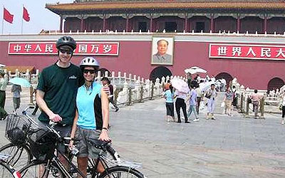 5-Day Classical Beijing Tour with Cycling Experiencing