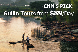 Guilin Tours from 89USD/Day